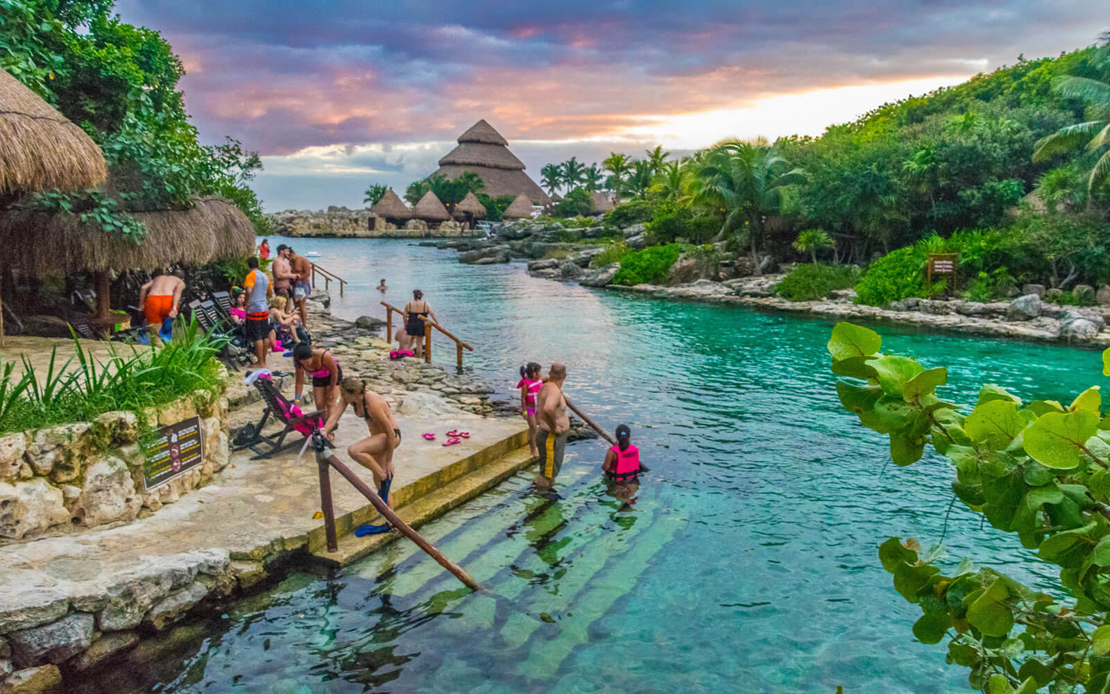 7 Days - Yucatan Eco Adventure Tour