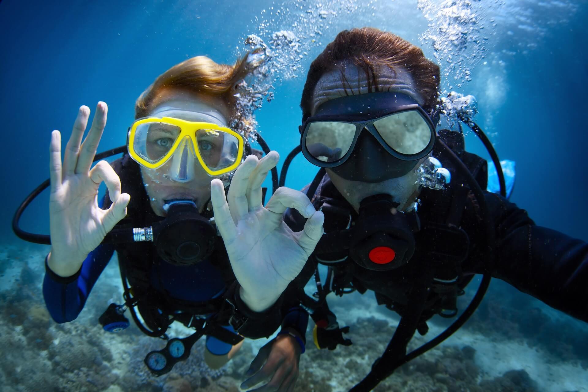 7 Days - Diving Tour Cancun