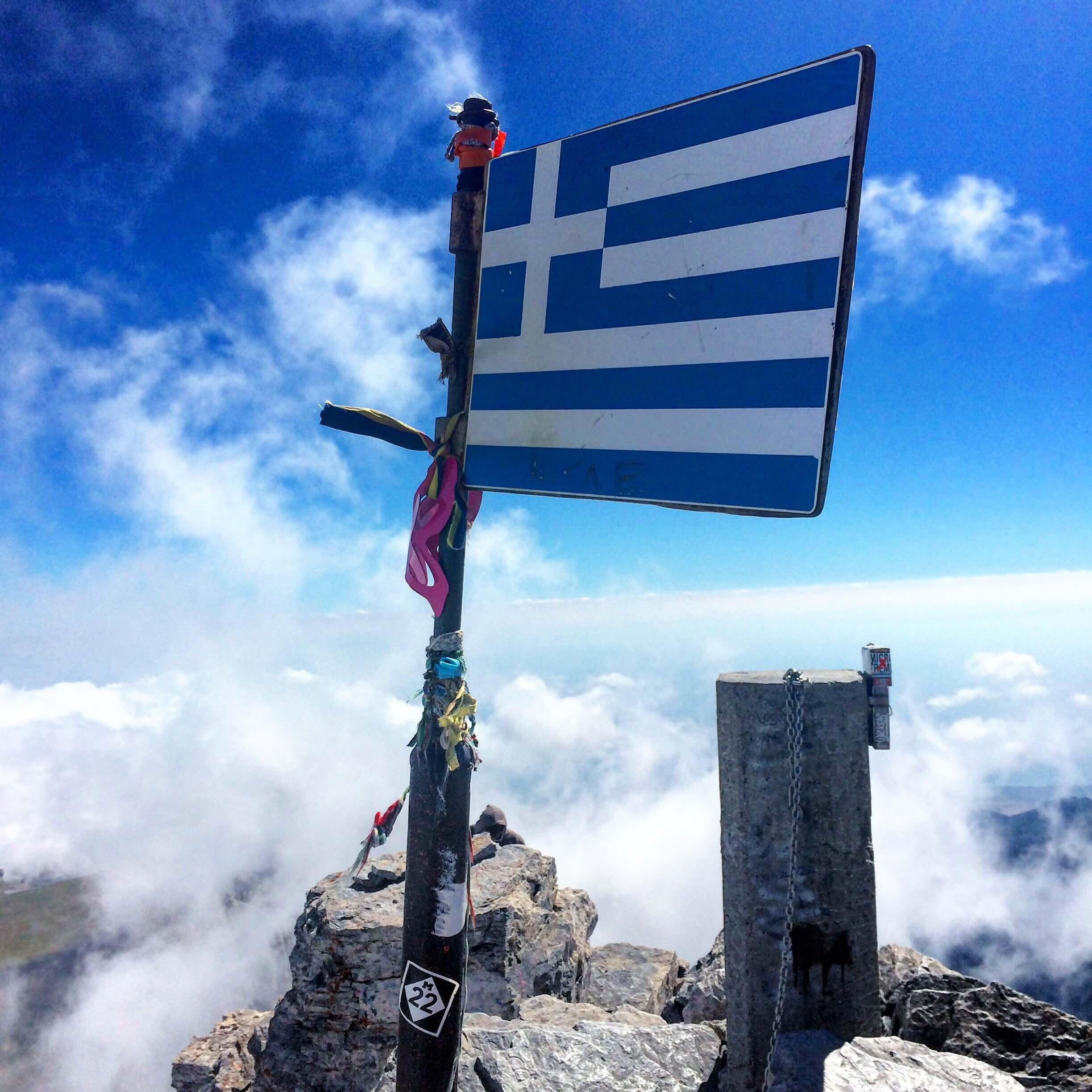 Mt. Olympus Hiking Exploration - Trekking in Greece (4 Days)