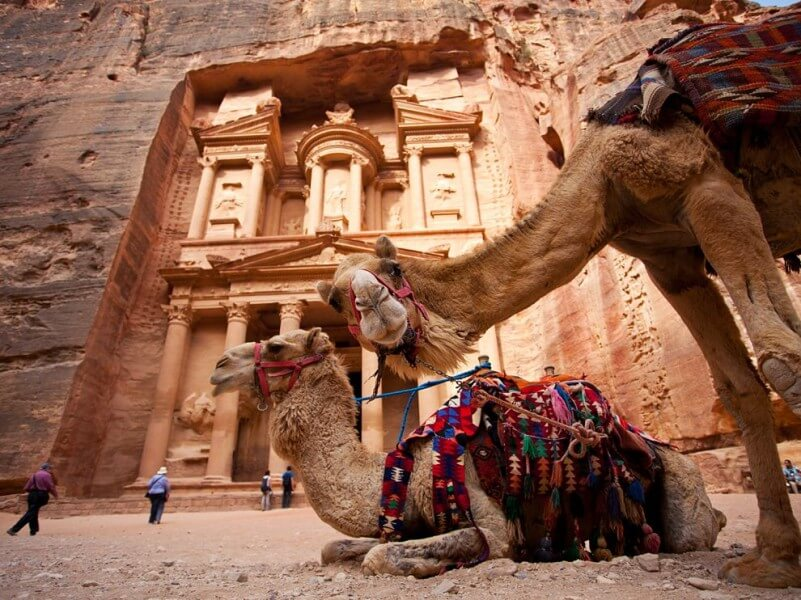 Beauty of Petra, One of the Seven Wonders of the World - 3 Days