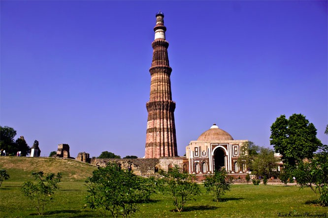 New Delhi & Old Delhi Sightseeing