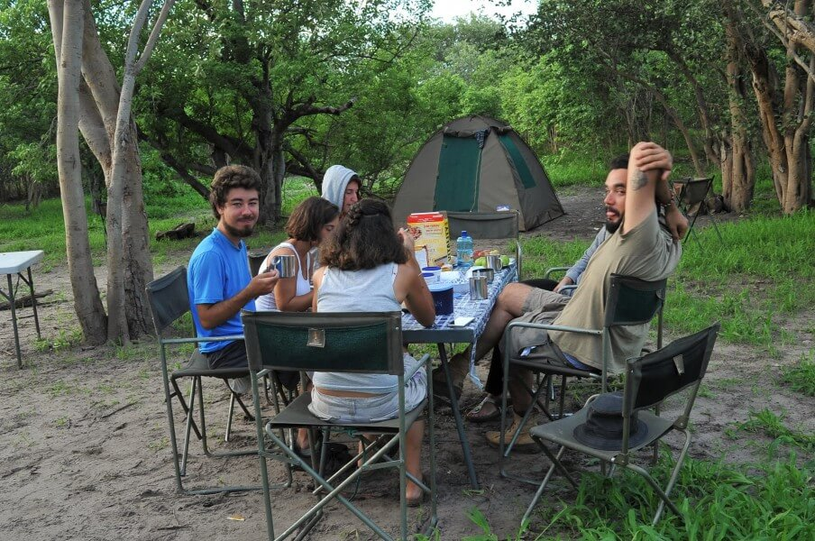 EXPLORE THE BOTSWANA SAFARI