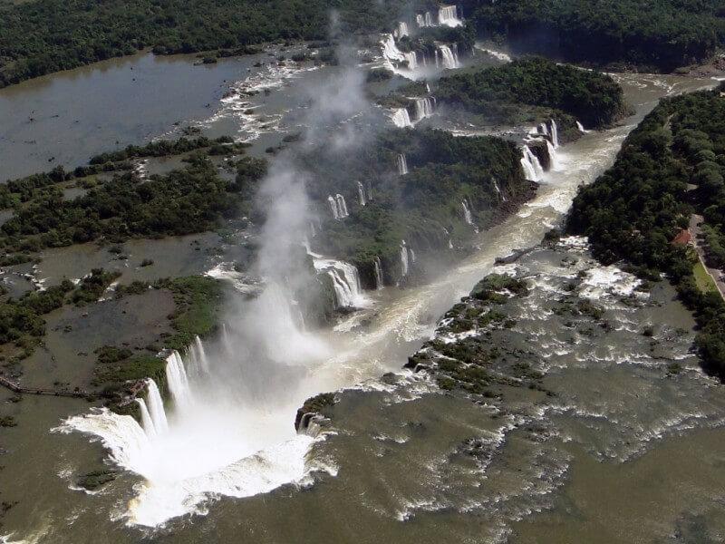 Iguassu Falls - Argentinean