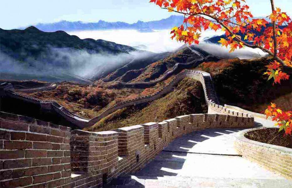 Beijing-Xi'an-Chengdu-Chongqing-Three Gorges-Shanghai