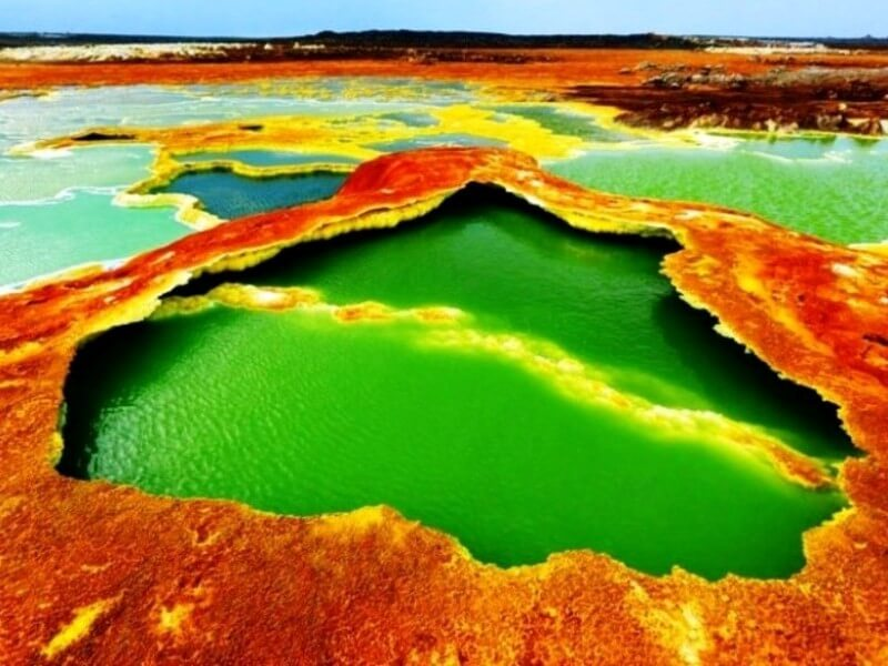 6 Days Danakil Depression Tour