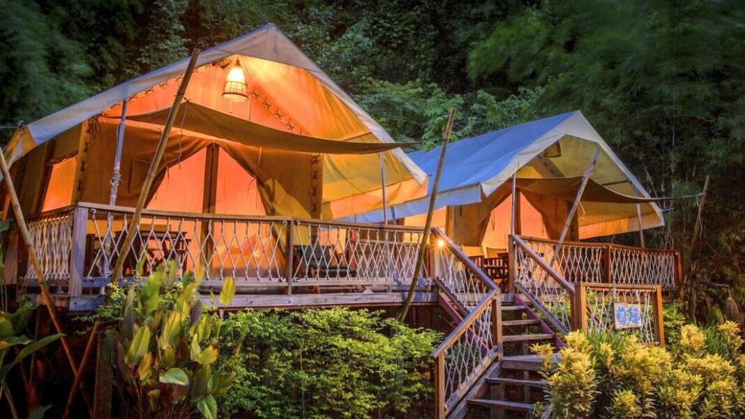 3-day Kanchanaburi Camping Adventure