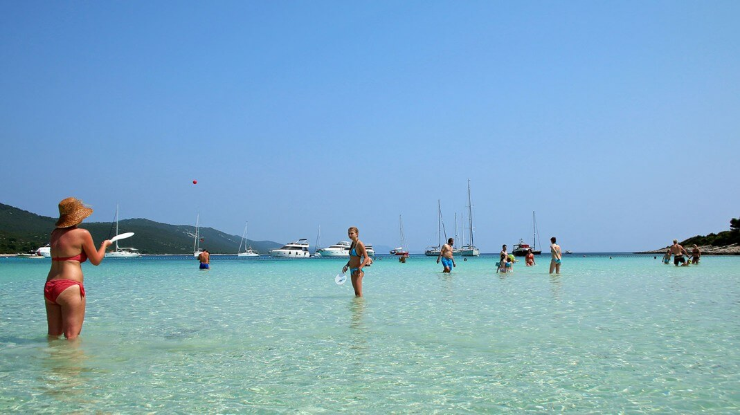 7 day family vacation on sea and hinterland of Zadar
