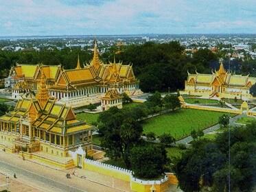5 DAYS TOUR PHNOM PENH -SIHANOUK VILLE