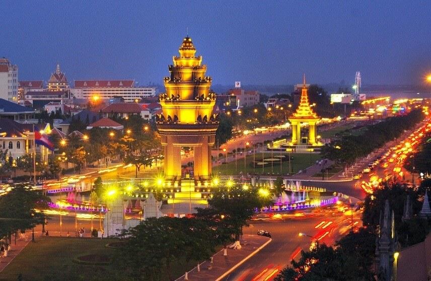7 DAYS CAMBODIA HOLIDAY (SIEM REAP-PHNOM PENH-SIHNOUK VILL)