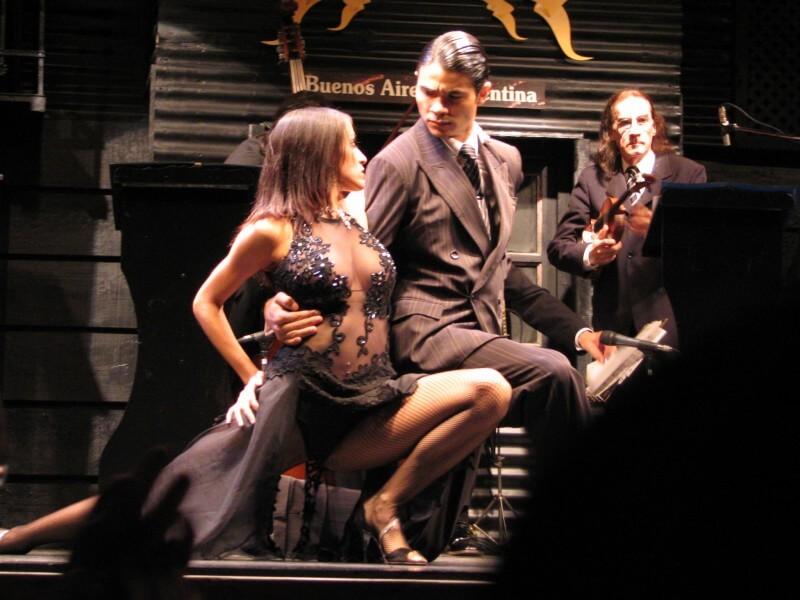 City Tour & Tango Show