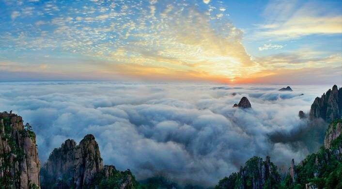 Natural Wonders of China