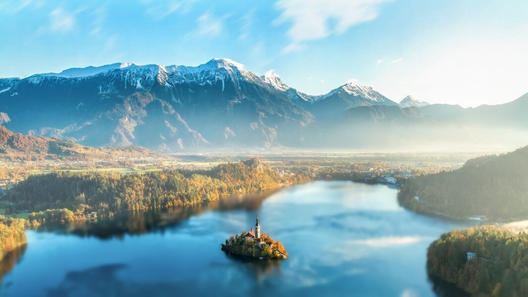 Fall in love with Slovenia and Croatia in 12 days!