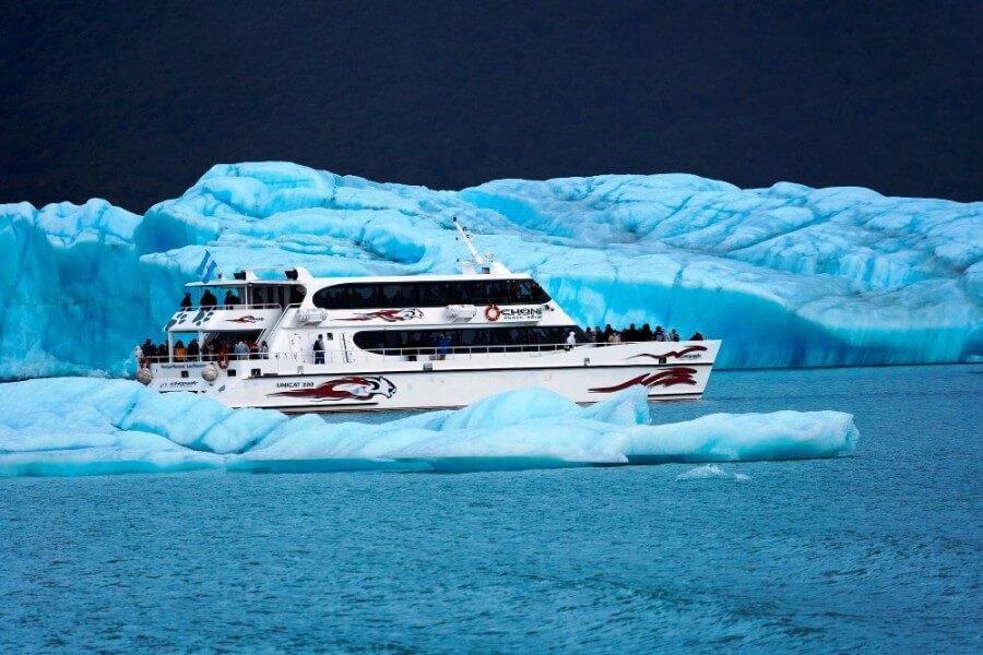 Rios de Hielo Boat Ride
