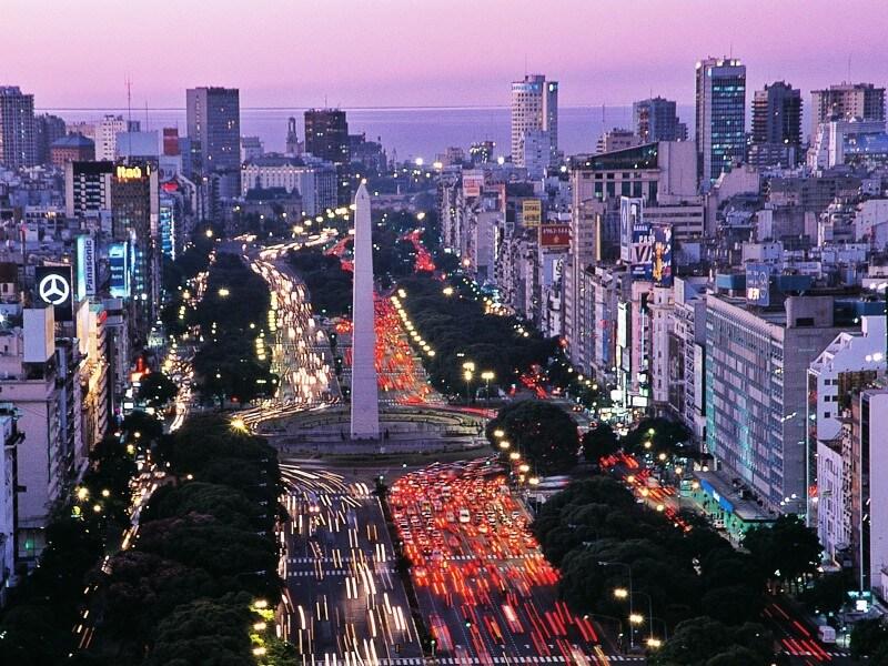 Buenos Aires, Iguassu & El Calafate 10 days Tour