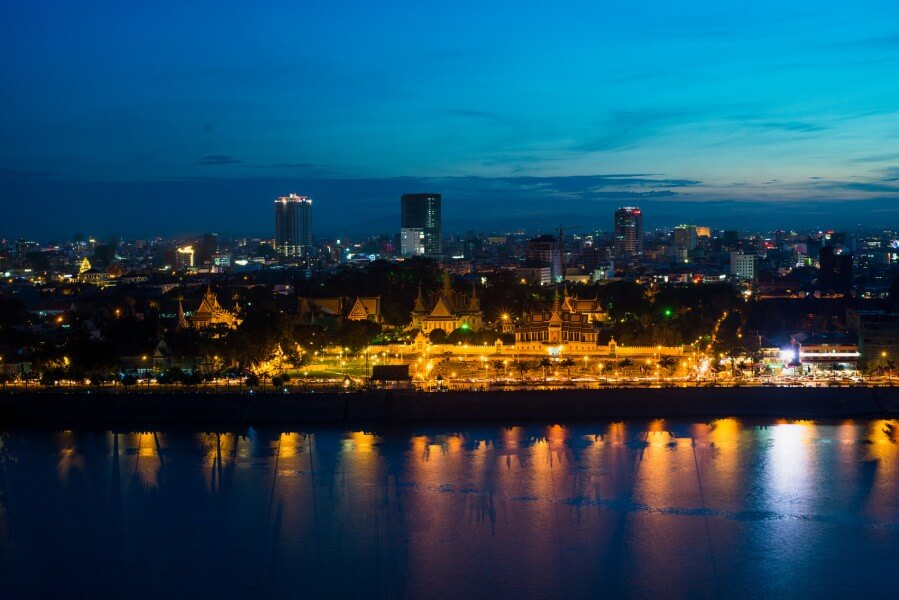 5 nights to Explore Cambodia, Phnom Penh overland to Siem Reap