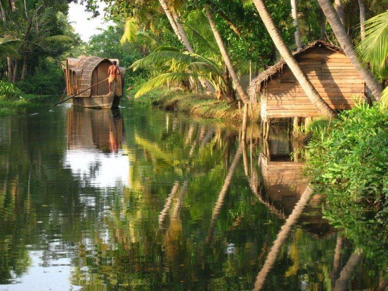 Splendour of Kerala Tour
