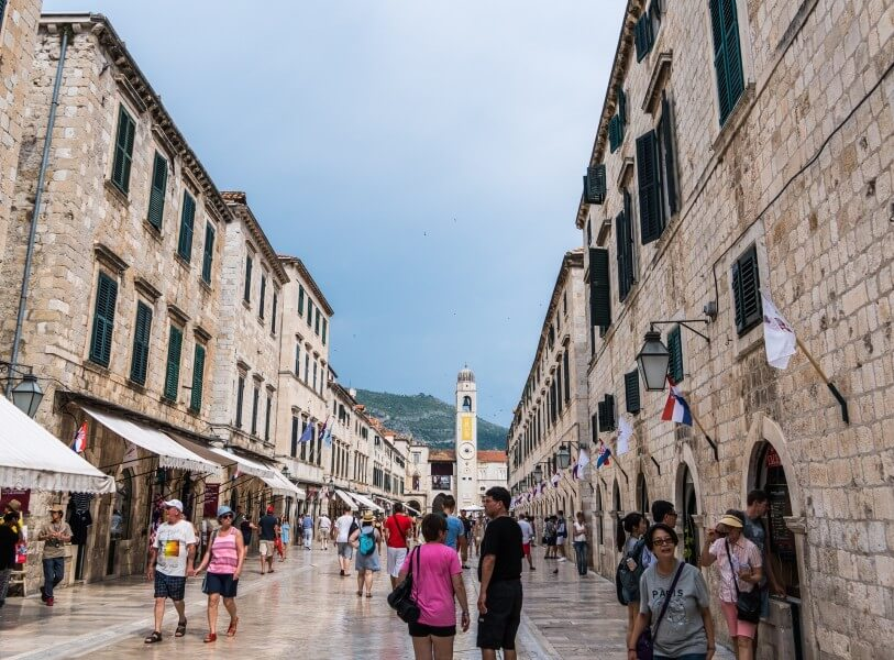 Pearls of Italy and Croatia in 18 days