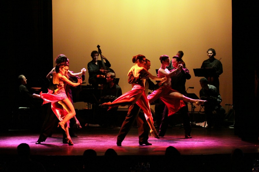 City Tour & Tango Show in Buenos Aires