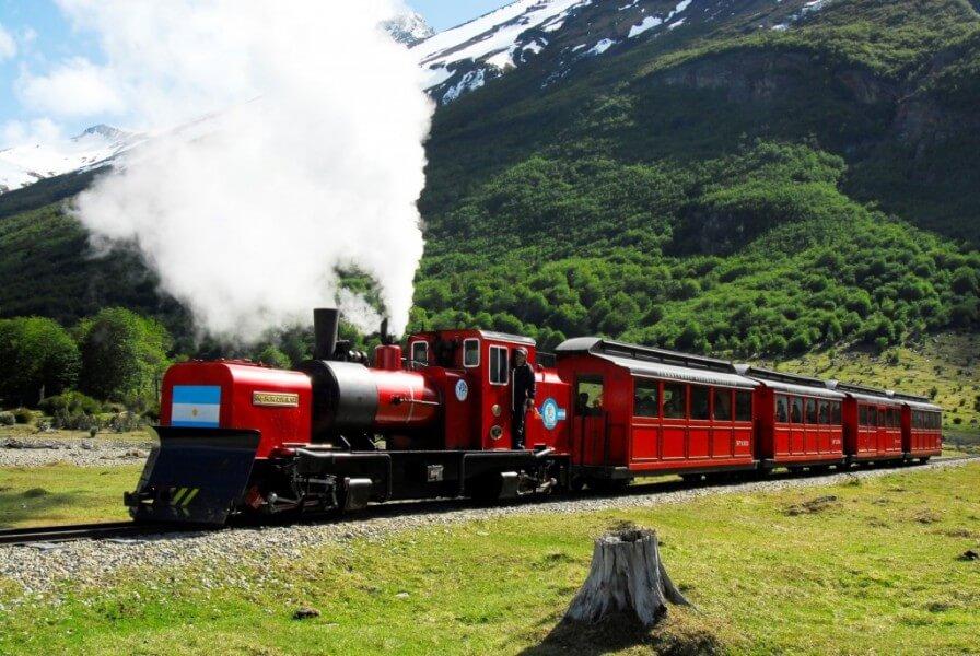 National Park & Train - Ushuaia