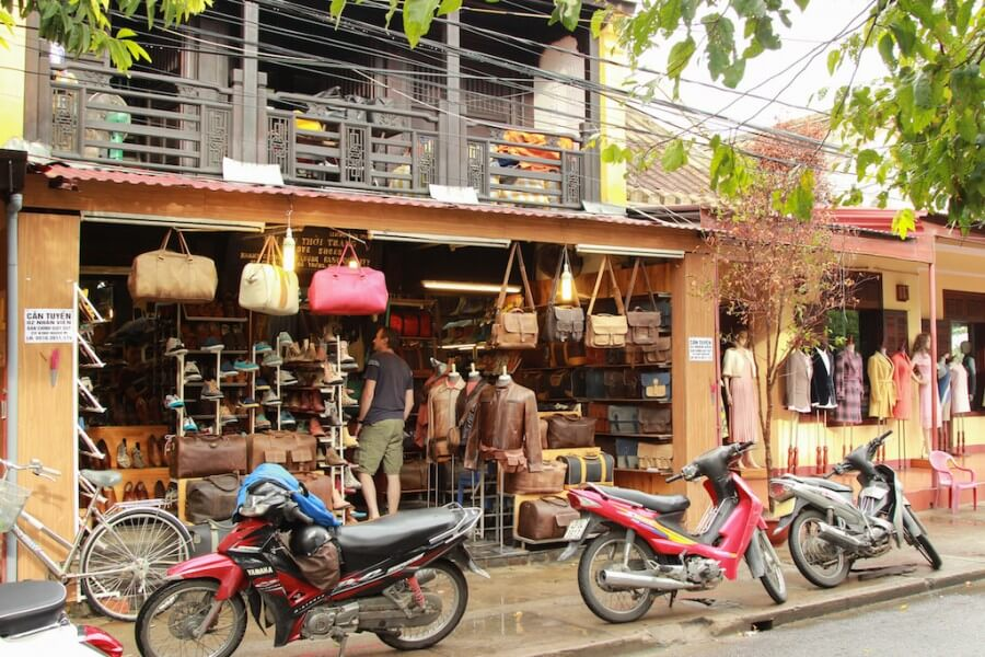 Hoi An short city tour and C