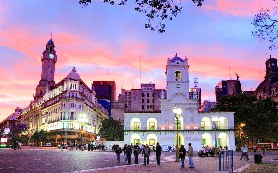 Buenos Aires & El Calafate 8 days Tour
