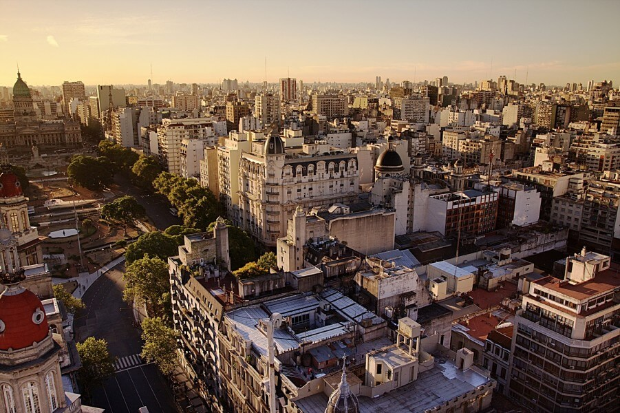 Free Day in Buenos Aires
