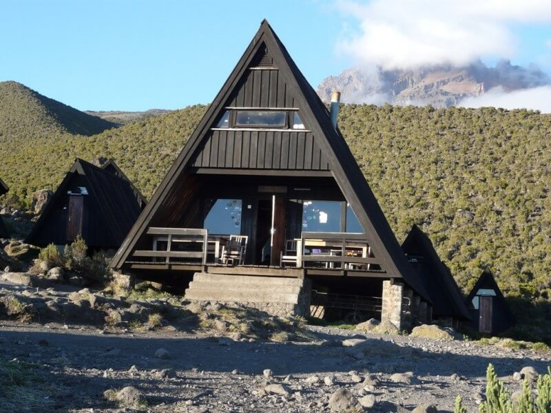 MANDARA HUT (2700M) TO HOROM