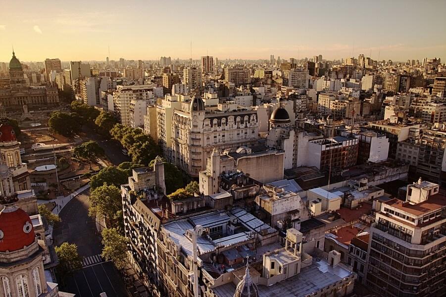 Buenos Aires & Bariloche 8 days Tour
