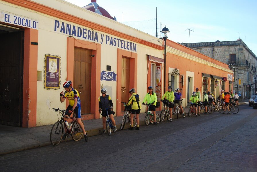 10 Days - Oaxaca Mexico Cycling Tour