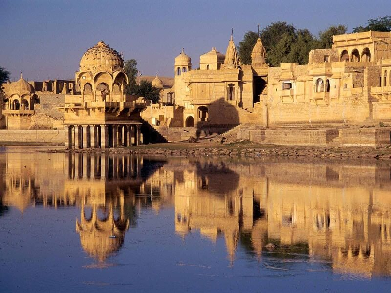 IN JAISALMER