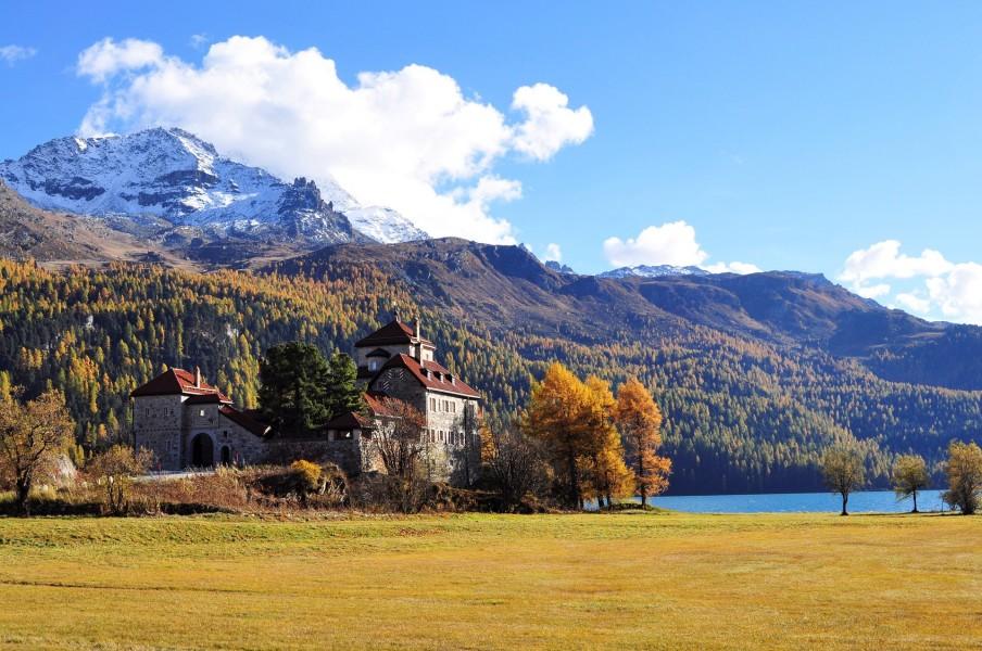 Chic St. Moritz