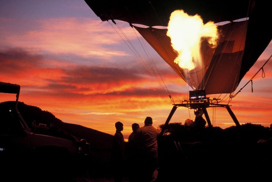 3 Day Pilanesberg Hot Air Balloon Safari