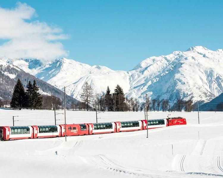 Most famous railway tour