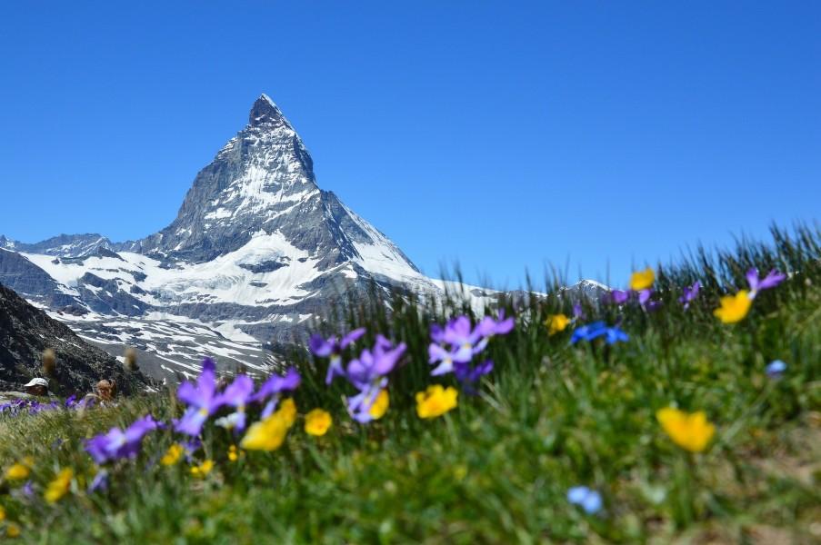 Fascinating Mt. Matterhorn