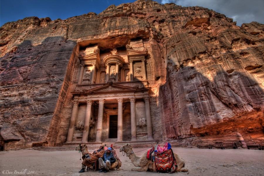 Petra & Wadi Rum