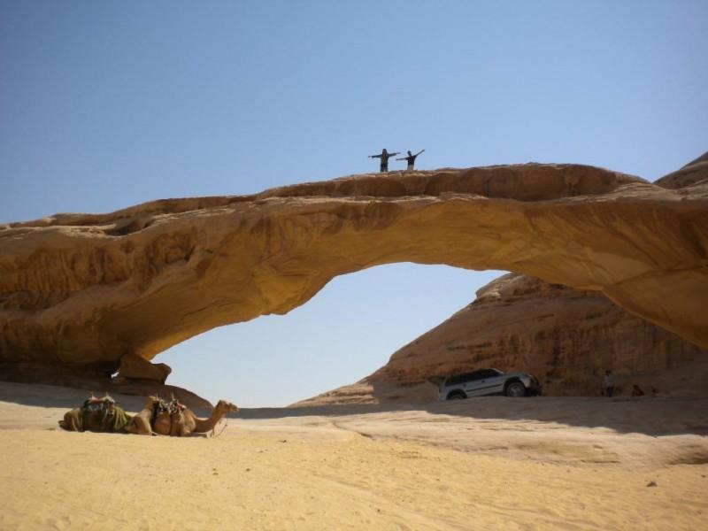 Wadi Rum & Aqaba