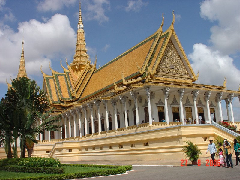 7 days/6 nights Phnom Penh, Battambang & Siem Reap tour