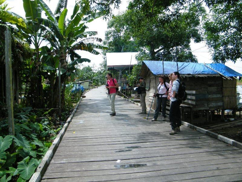 Muara Muntai and Mancong