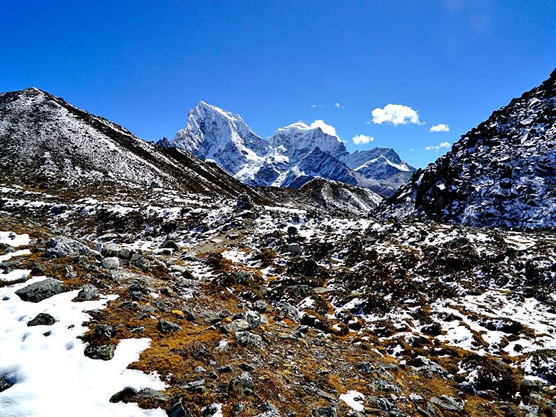 Thangnak  to Gokyo