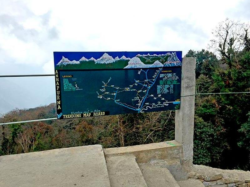 HikeGhorepani to Poon Hill