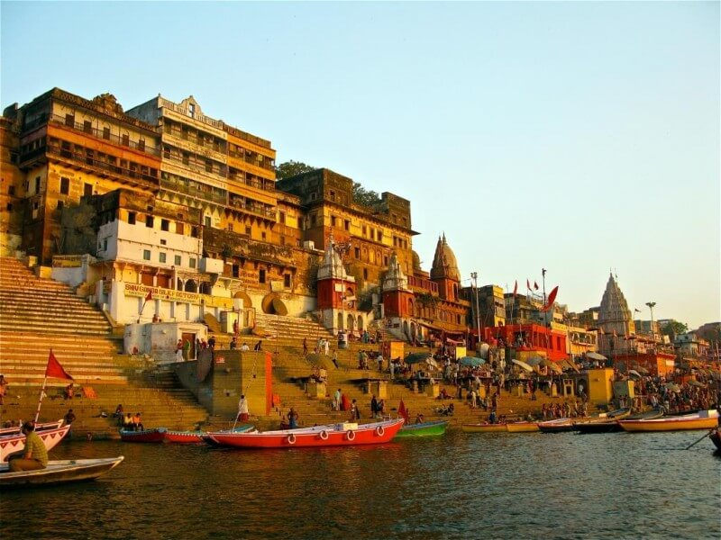 Explore Forts & Palaces of Rajasthan & The City of Ganga (16 days)