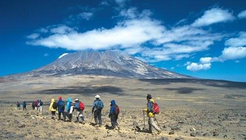 Marangu Route Kilimanjaro Trekking
