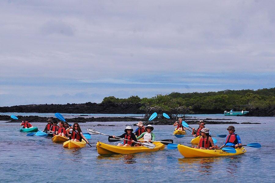 5 Days Galapagos Adventure Land Tour