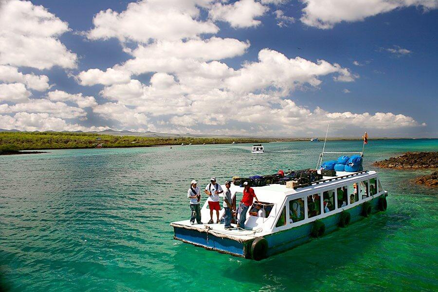 6 Days Galapagos Adventure Land Tour