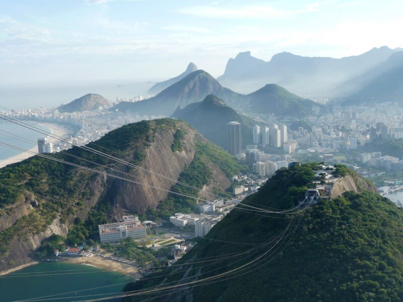13 Days Rio & the Gold Road