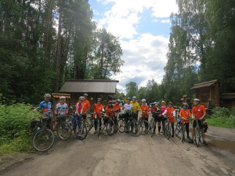 Karelia adventure 8 days