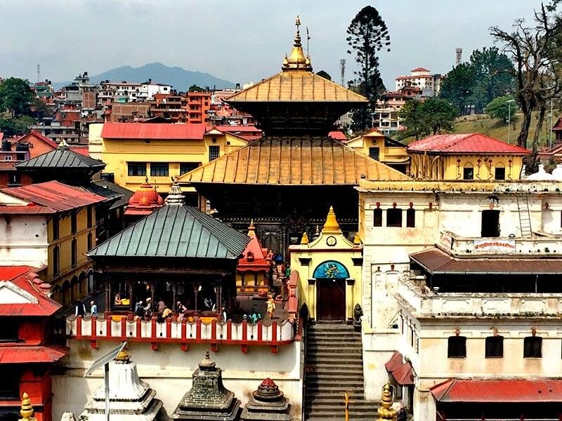 Arrival in Kathmandu
