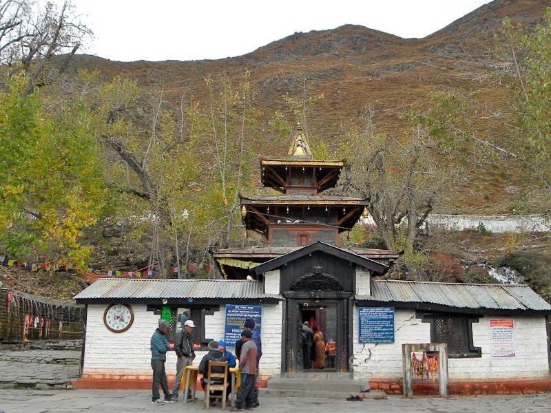 Muktinath to Marpha (2,670m)