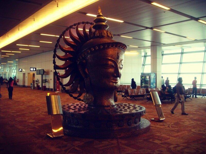 NEW DELHI (ARRIVAL)