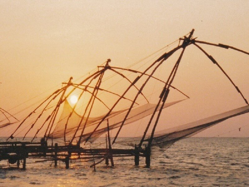Essence of Kerala and South Indian beach (10 nights/ 11 days)
